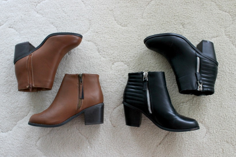 boots shoes fashion haul