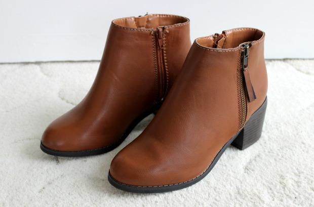 boots heels shoes haul fashion