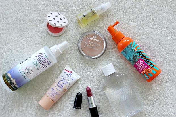 lipstick mac makeup topshop blush