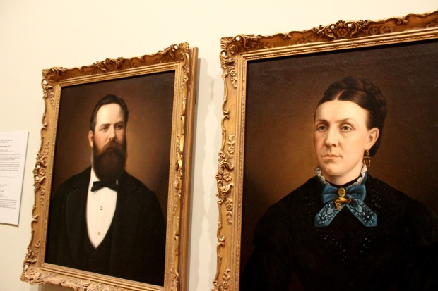auckland art gallery paintings portrait