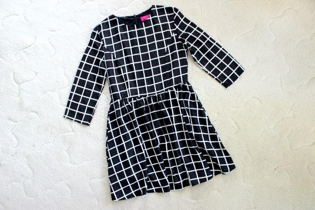 boohoo dress stripes fashion haul