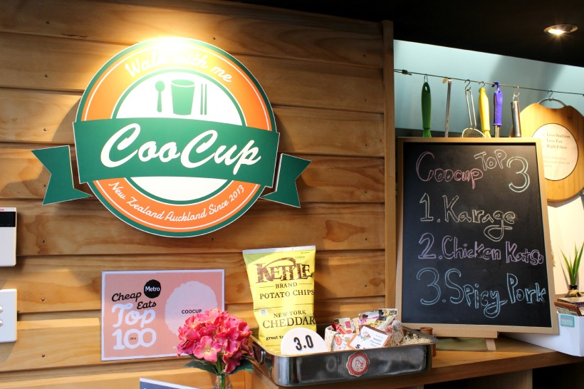 Coocup auckland restaurant food