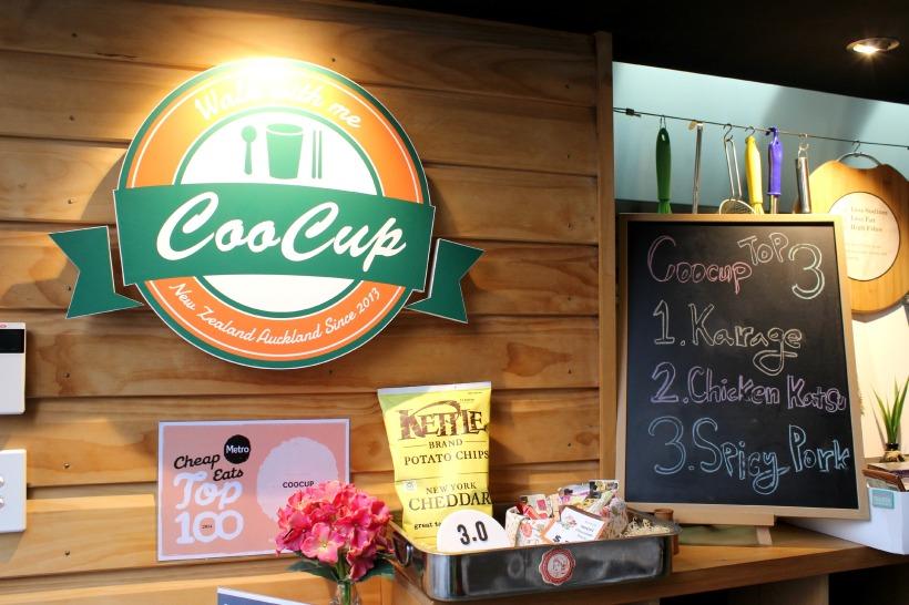 Coocup auckland restaurant food