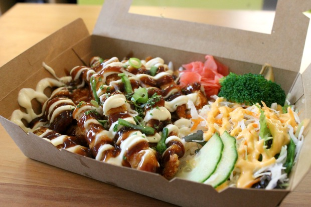 Coocup auckland restaurant food chicken katsu