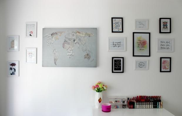 home decor wall print design