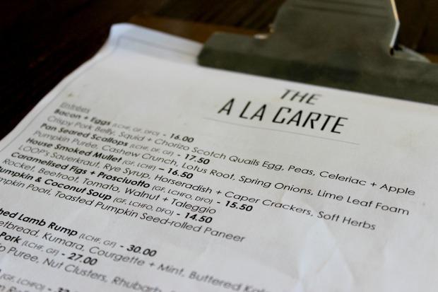 loop auckland brunchclub restaurant menu