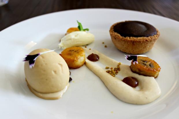 dessert chocolate gelato loop restaurant auckland