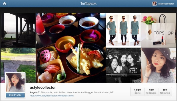 instagram astylecollector