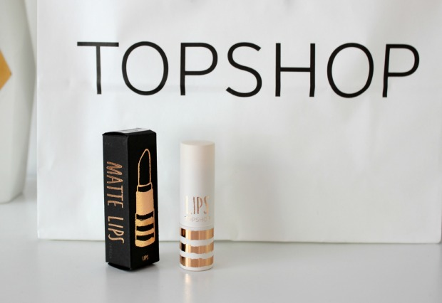 topshop lipstick makeup beauty