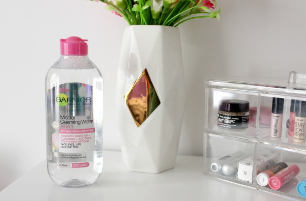 garnier micellar water beauty skincare