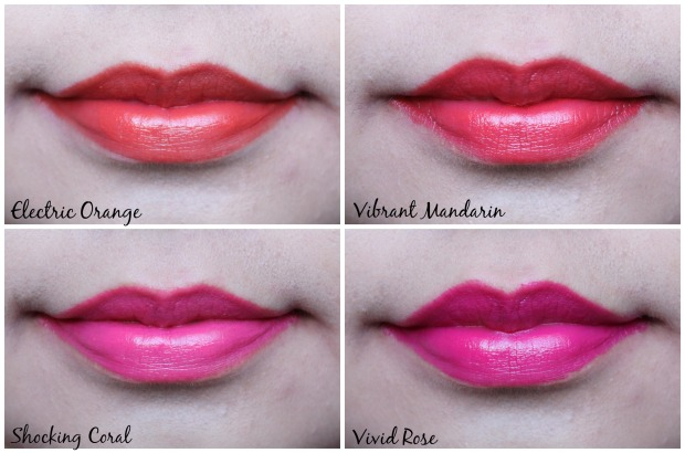 maybelline lipsticks makeup beauty cosmetics lip swatch