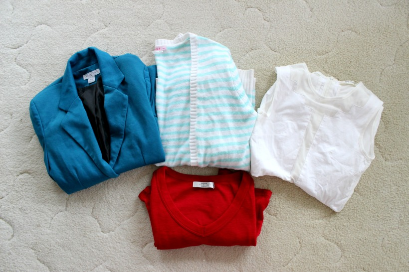 haul thrifting opshop clothes