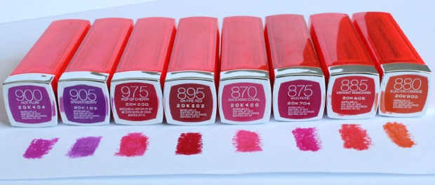maybelline lipsticks makeup beauty cosmetics