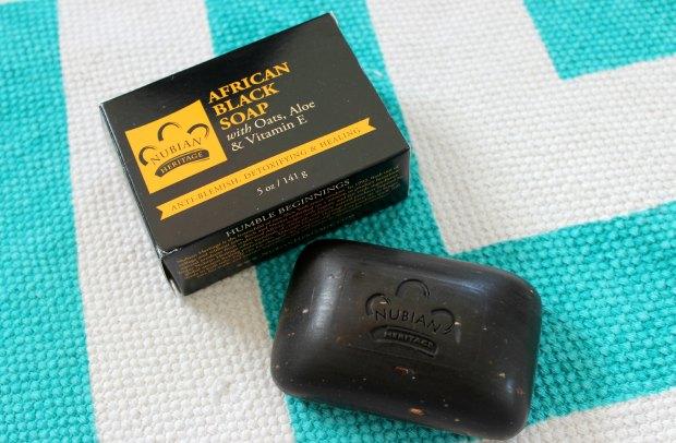 iherb iherbhaul haul cosmetics skincare beauty haircare african black soap