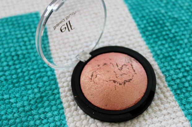 iherb haul elf cosmetics e.l.f. makeup bakes blush