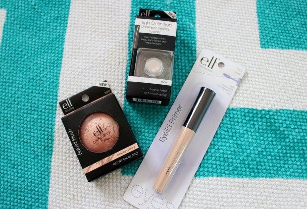 iherb haul elf cosmetics e.l.f. makeup