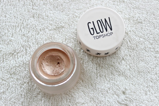Topshop Glow highlighter makeup cosmetics