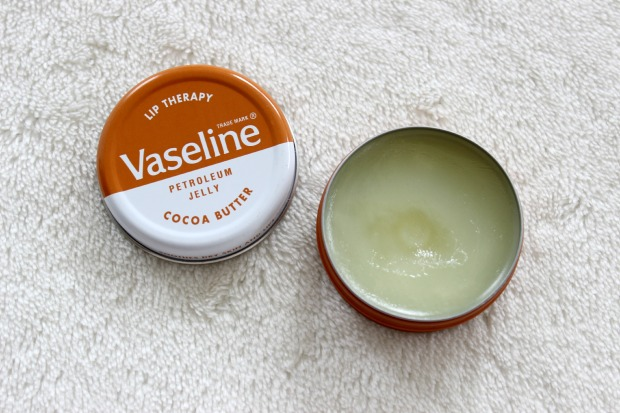 may favourites vaseline lip therapy
