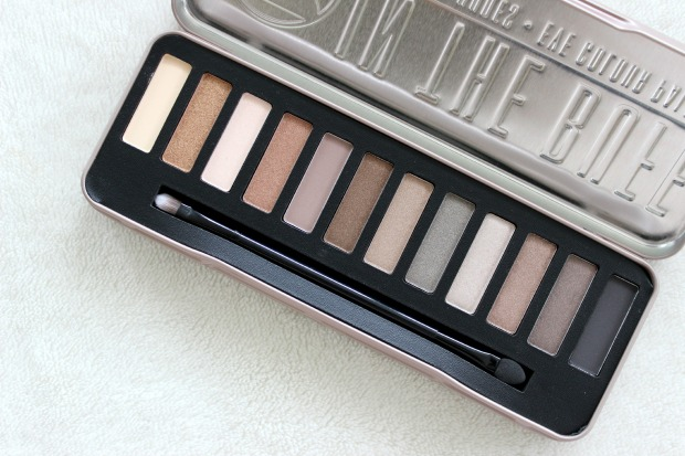beauty cosmetics eyeshadows palette w7 natural nudes makeup