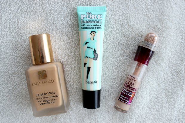 beauty look foundation