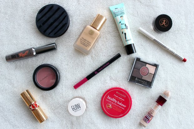 beauty review makeup products