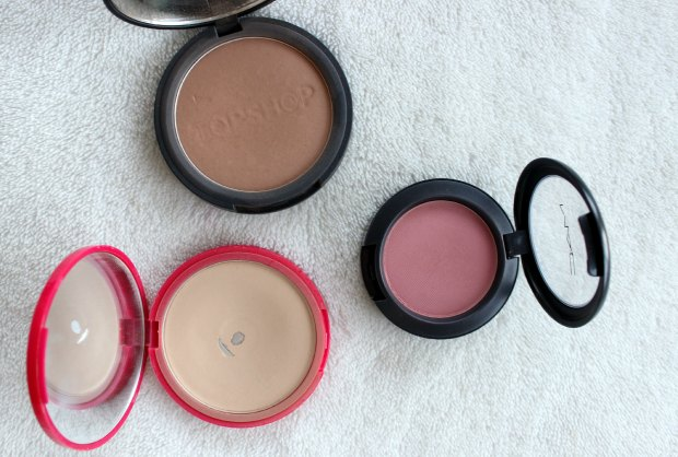 beauty review makeup powder blush bronzer