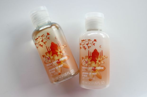 body shop minis body lotion body wash