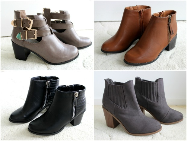 winter fashion boots shoes heels