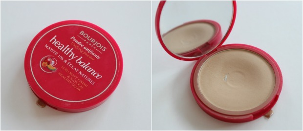 bourjois healthy balance powder makeup beauty cosmetics