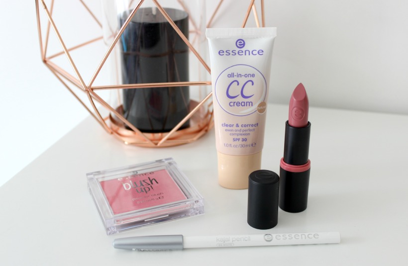 essence cosmetics haul makeup beauty