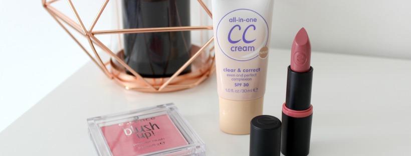essence cosmetics haul makeup beauty