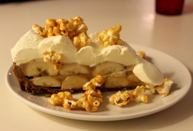 Federal Delicatessen auckland restaurant deli food banoffee pie