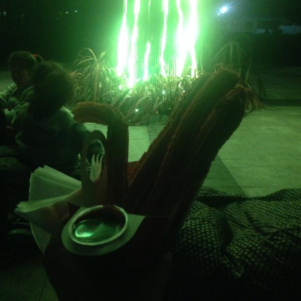 lights stellar matariki churros