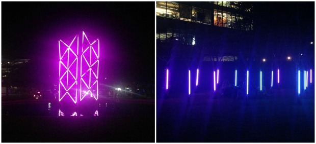 stellar matariki auckland lights art