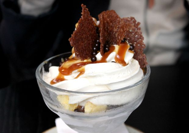 milse auckland desserts food sundae chocolate