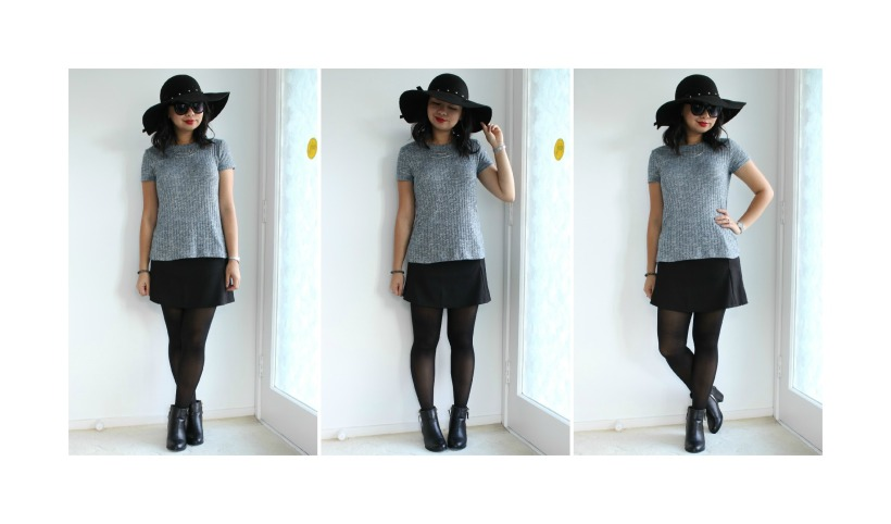 ootd outfit fashion style boots winter