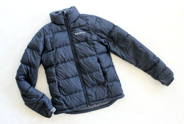winter fashion haul puffer jacket