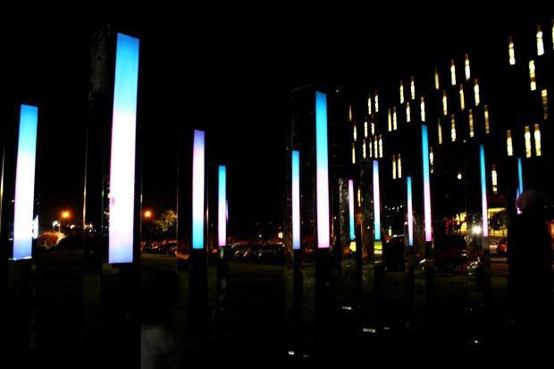 stellar matariki auckland lights art