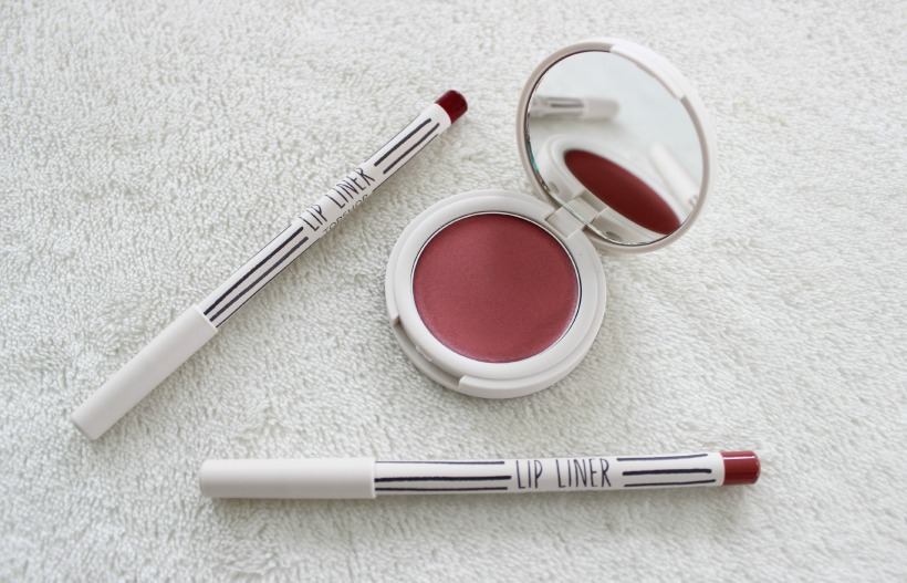 topshop beauty cosmetics makeup blush lipliner