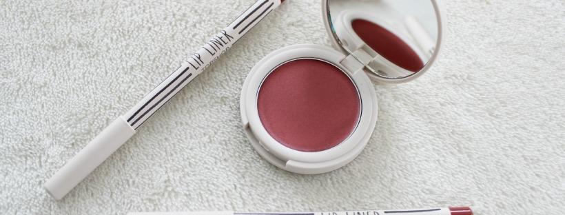 topshop beauty cosmetics makeup blush lipliner