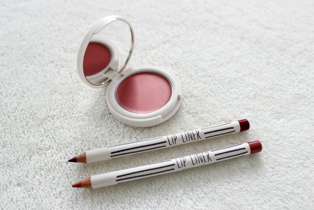topshop beauty cosmetics makeup haul blush lipliner