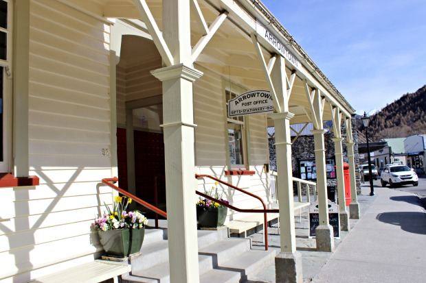 arrowtown nz new zealand travel