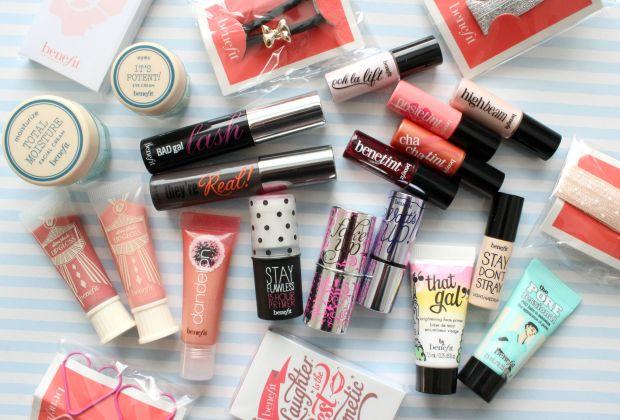 benefit makeup cosmetics minis
