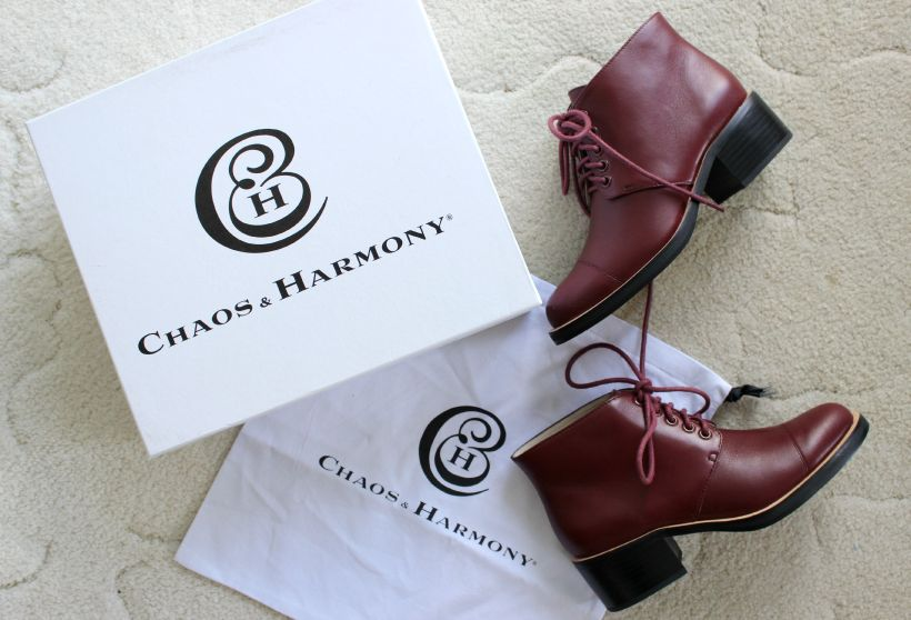 chaos and harmony boots haul