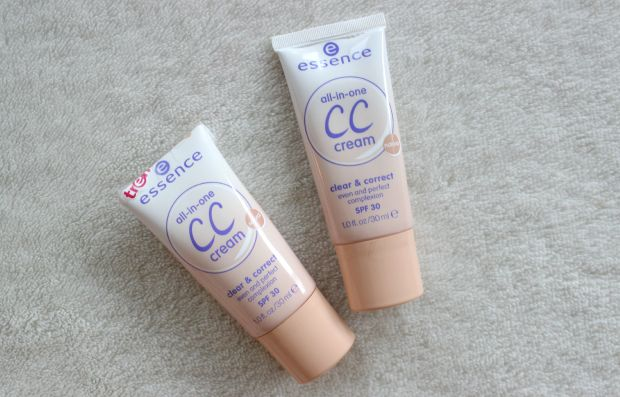 essence cosmetics cc cream beauty makeup