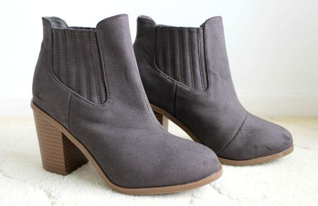 kmart boots haul heels