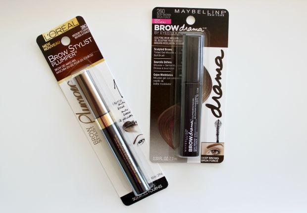 makeup haul cosmetics beauty brow artist plumpler brow drama