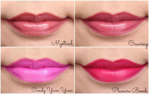 mac cosmetics lipsticks makeup