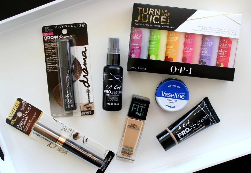 makeup haul cosmetics beauty