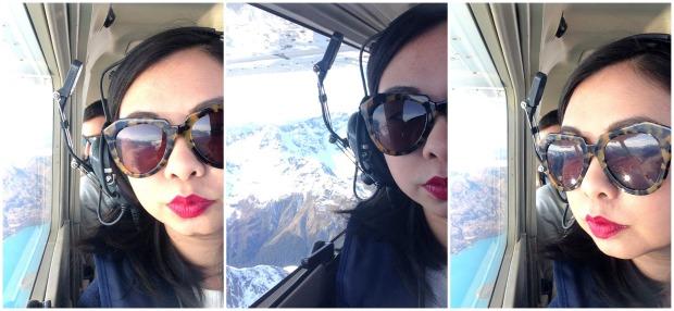 nz milford sound flight travel